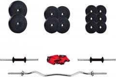 Набор Iron Body штанга с гантелями 35 кг (HD-000123)