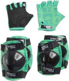Комплект защиты Green Cycle Flash Зеленый (GUR-25-97)