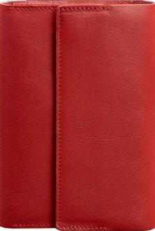 Блокнот BlankNote 5.1 Кожаный Красный 16.5 х 23 см 40 л (BN-SB-5-1-st-red)