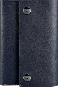 Блокнот BlankNote 5.0 Кожаный Темно-синий 16.5 х 23 см 40 л (BN-SB-5-st-navy-blue)