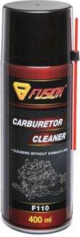 Очиститель карбюратора Fusion F110 CARBURETOR CLEANER 450 мл (F110/450)