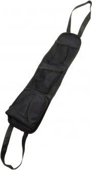 Боковая сумка органайзер на сиденье авто Supretto Черная (5926-0001)