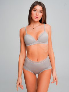 Комплект Victoria's Secret 44995 80B-L Серый (H2500000015960)