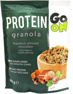 Гранола GO ON Nutrition Protein Granola with Chocolate and Nuts 300 г (5900617039262)