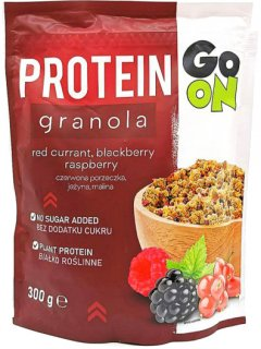 Гранола GO ON Nutrition Protein Granola with Granola with Fruits 300 г (5900617039286)