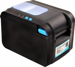 Принтер этикеток Xprinter XP-370BМ USB+Ethernet