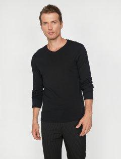 Пуловер Koton 0KAM12239LK-999 XS Black (8681970110610)