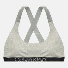 Бюстгальтер Calvin Klein Underwear Unlined Bralette QF6576E-PGK S Grey Heather (8719853932025)