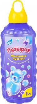 Мыльные пузыри Bubbleland 1 л (4814723008726)