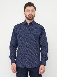 Рубашка Pierre Cardin 558001-70 M Nvy/Wht Geo