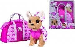 Собачка Simba Toys Chi Chi Love Чихуахуа Розовая мода с сумочкой (5893346)
