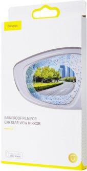 Водооталкивающая Пленка Baseus 0.15 мм for Car Rear-View Mirror Oval (135*95 мм) (SGFY-C02)
