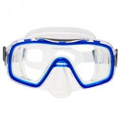 Маска Marlin Palau Blue/Trans Sil (015530)