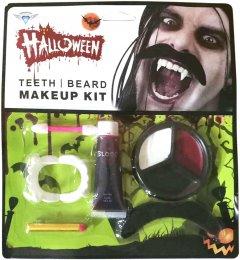 Набор грима Angel Gifts для Хэллоуина пластик разноцветный (Я16332_H-074-N) (6909743163321)
