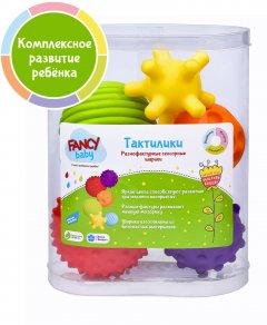 Игрушка развивающая Fancy Baby Тактилики (4814723004643)
