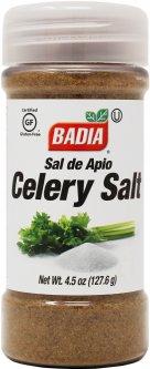 Приправа Badia Сельдерей с солью 127 г (033844002299)
