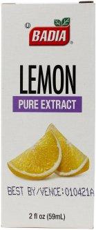 Экстракт лимона Badia 56 г (033844004194)