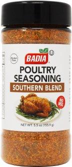 Приправа Badia Южная смесь к птице 155 г (033844007461)