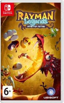 Игра Switch Rayman Legends: Definitive Edition (Русская версия)