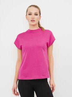 Футболка 4F H4L21-TSD038-55S XL Hot Pink (5903609083458)