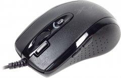 Мышь A4Tech X-710MK USB Black (4711421757942)
