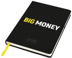 Блокнот Форс Украина Big Money. Бизнес-блокнот А5 256 листов в клетку (9789669930323)
