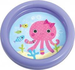 Детский бассейн Intex надувной 61х15 см (Intex 59409 violet) (6941057454092)