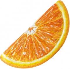 Матрас надувной Intex Долька апельсина 178х85 см (Intex 58763) (6941057407586)