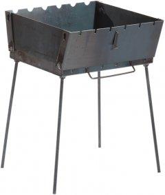 Мангал-чемодан Metalzavod на6шампуров 2 мм (MC-6/2)