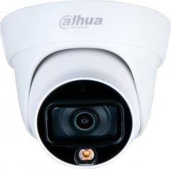 HDCVI видеокамера Dahua DH-HAC-HDW1509TLP-A-LED (3.6 мм)