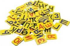Набор магнитных букв Economix украинский алфавит 34 шт (E61485)