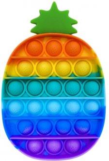 Игрушка антистресс вечная пупырка Pop It Ананас (2000024270013)