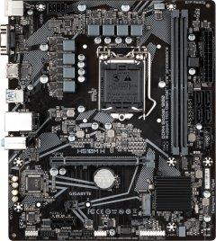 Материнская плата Gigabyte H510M H (s1200, Intel H510, PCI-Ex16)