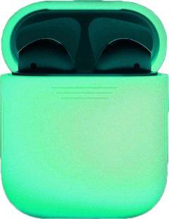 Классический силиконовый чехол AhaStyle для Apple AirPods с зарядным футляром Nightglow (AHA-00020-NGL)