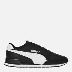 Кроссовки Puma St Runner V2 Nl 36527801 42.5 (8.5) 27.5 см Black-White (4059505006204)