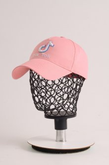 Кепка-бейсболка вышивка TIk Tok KENT&AVER розовый размер 55-56