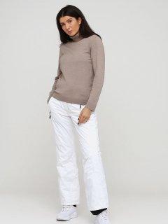 Лыжные брюки Crivit 90102b01 42 Белые (KC100000011792)