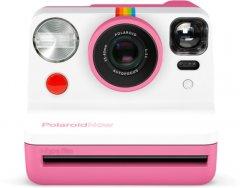 Камера моментальной печати Polaroid Now Pink (9056)