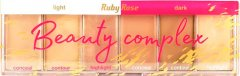 Палетка для макияжа Ruby Rose НВ-7518 15.6 г (6295125027030)