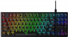 Клавиатура проводная HyperX Alloy Origins Core HX Blue USB (HX-KB7BLX-RU)
