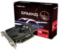 Biostar PCI-Ex Radeon RX 550 2GB GDDR5 (128bit) (1100/6000) (DVI, HDMI, DisplayPort) (RX550-2GB)