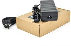 Блок питания Merlion для ноутбукa HP 19V 6.32A (120 Вт) штекер 5.5 х 2.5 мм длина 0.9 м + кабель питания (2000000001562)