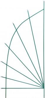 Опора Парус GardenCity 1800 х 850 х 12 мм (SM151885)