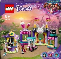 Конструктор LEGO Friends Киоск на волшебной ярмарке 361 деталь (41687)