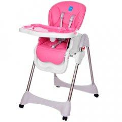 Стульчик для кормления Bambi M 3216-2-8 Pink (M 3216-2-8 pink) (6903168929012)
