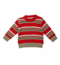 Светр Losan Mc baby boys (027-5004AC/51) Червоний M6-68 см