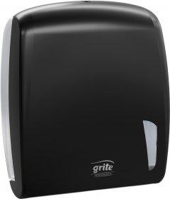 Диспенсер для листовых полотенец Grite ZFOLD Black (2LGRILAI901B)