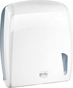 Диспенсер для листовых полотенец Grite ZFOLD White (2LGRILAI901W)