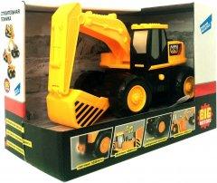 Игрушка Big Motors Строительная техника Экскаватор (4812501164312)