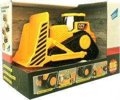 Игрушка Big Motors Строительная техника Бульдозер (4812501164329)